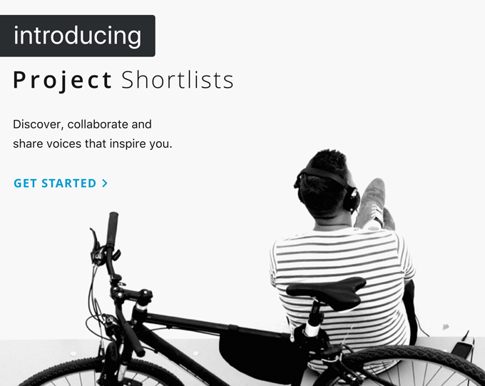 Introducing Project Shortlists